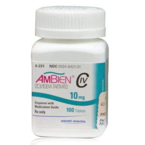 Ambien 10mg US to US